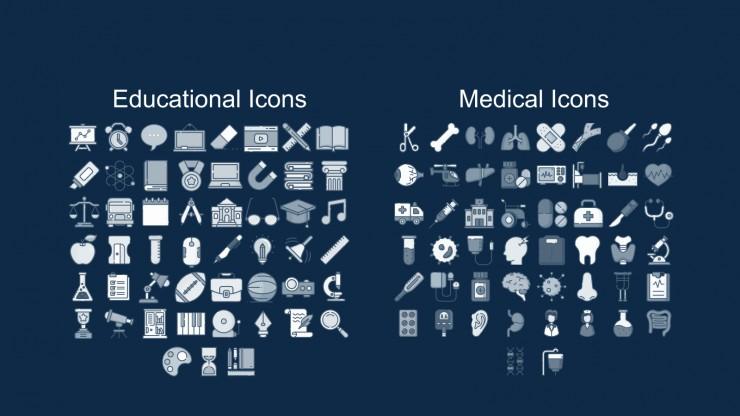Hôpital pour enfants : Modèles de présentation