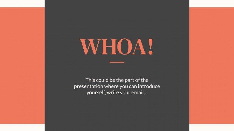 World Press Freedom Day presentation template