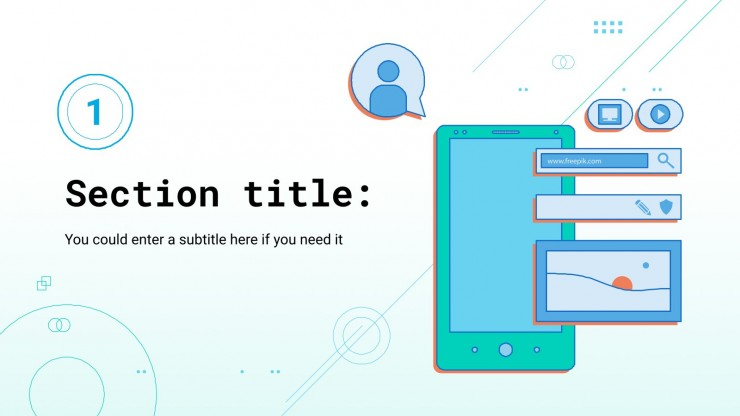 Code Hacker Lesson for Middle School presentation template