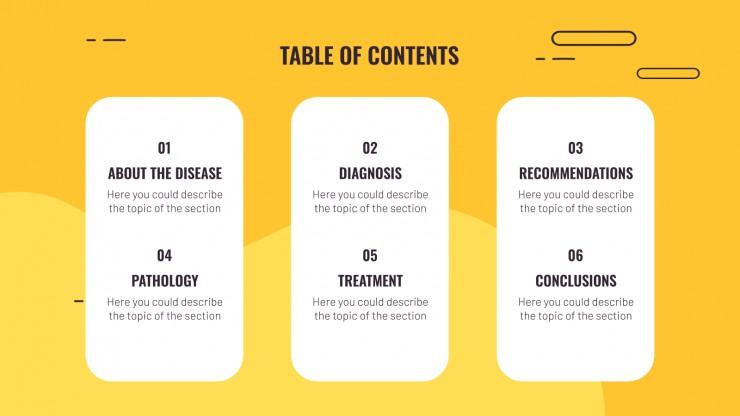Celiac Disease presentation template