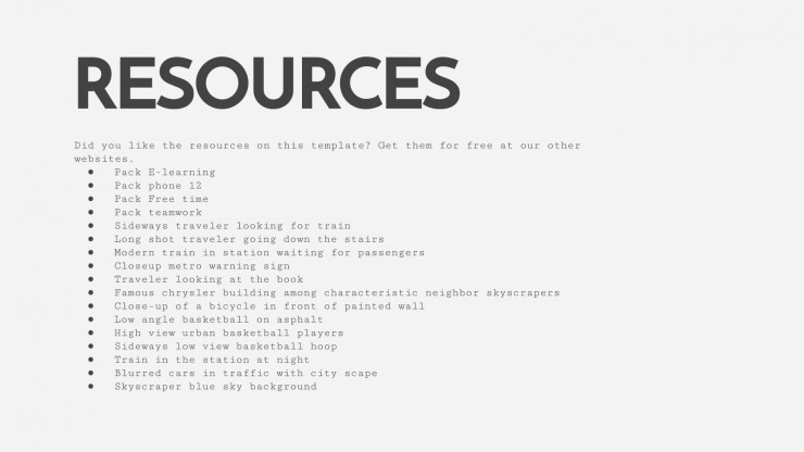 CV minimaliste : Modèles de présentation