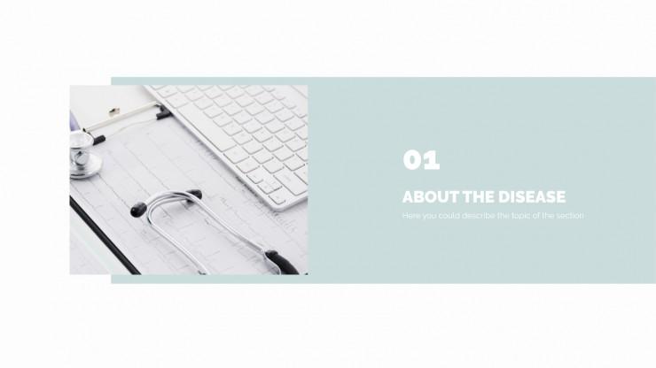 Maladie minimaliste : Modèles de présentation