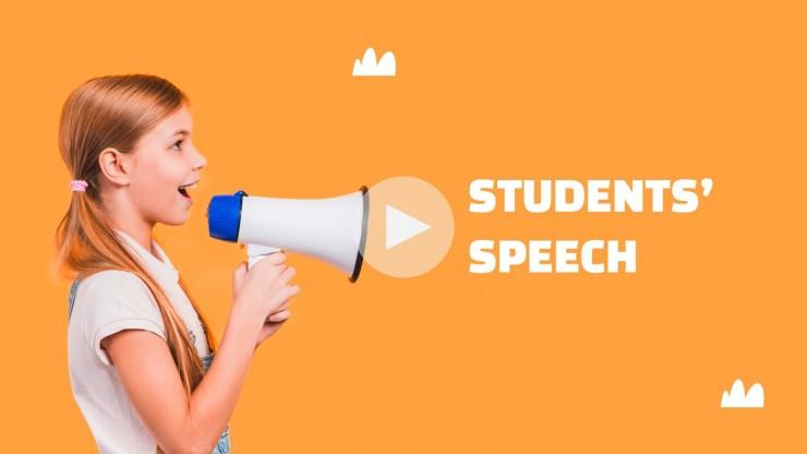 Modelo de apresentação Formatura virtual do ensino fundamental
