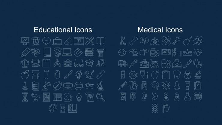 Thèse médicale : Modèles de présentation