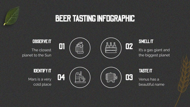Plantilla de presentación Festival Internacional de la Cerveza de Calgary
