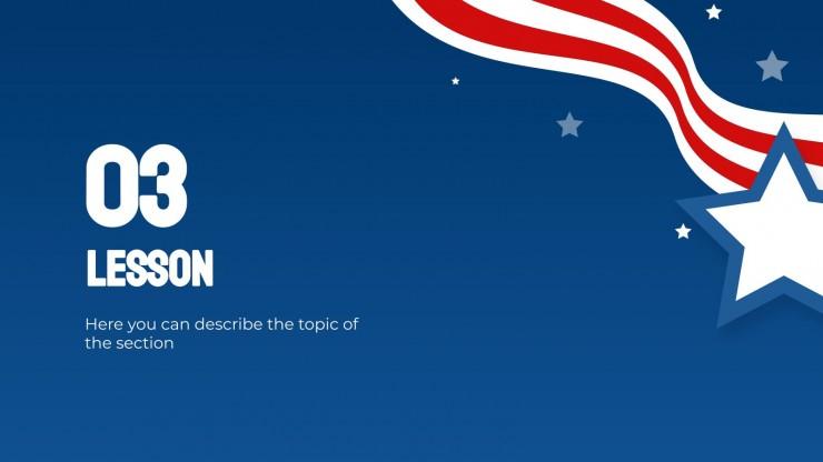 Résolvez le code pour apprendre l'histoire des États-Unis : Modèles de présentation
