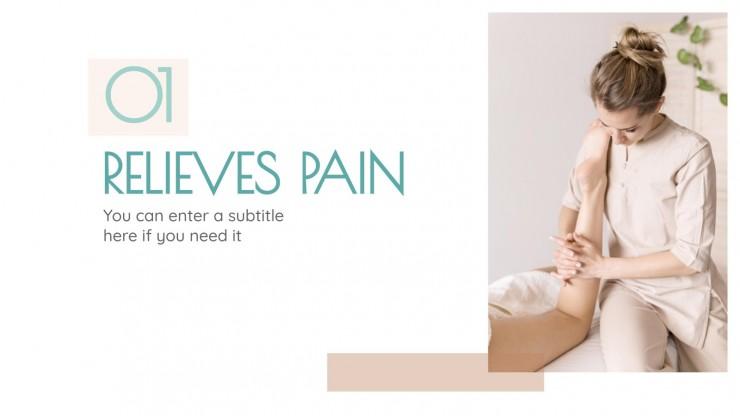Therapeutic Massage Awareness Day presentation template