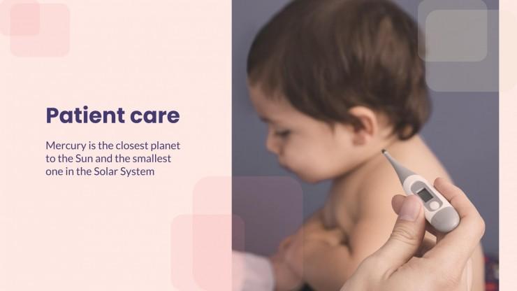 Modelo de apresentação Clínica pediátrica