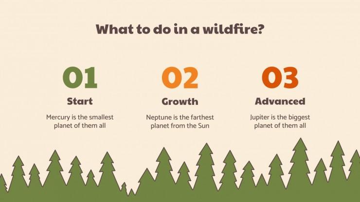 Wildfire Community Preparedness presentation template
