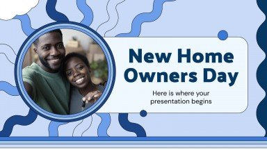 New Home Owners Day presentation template