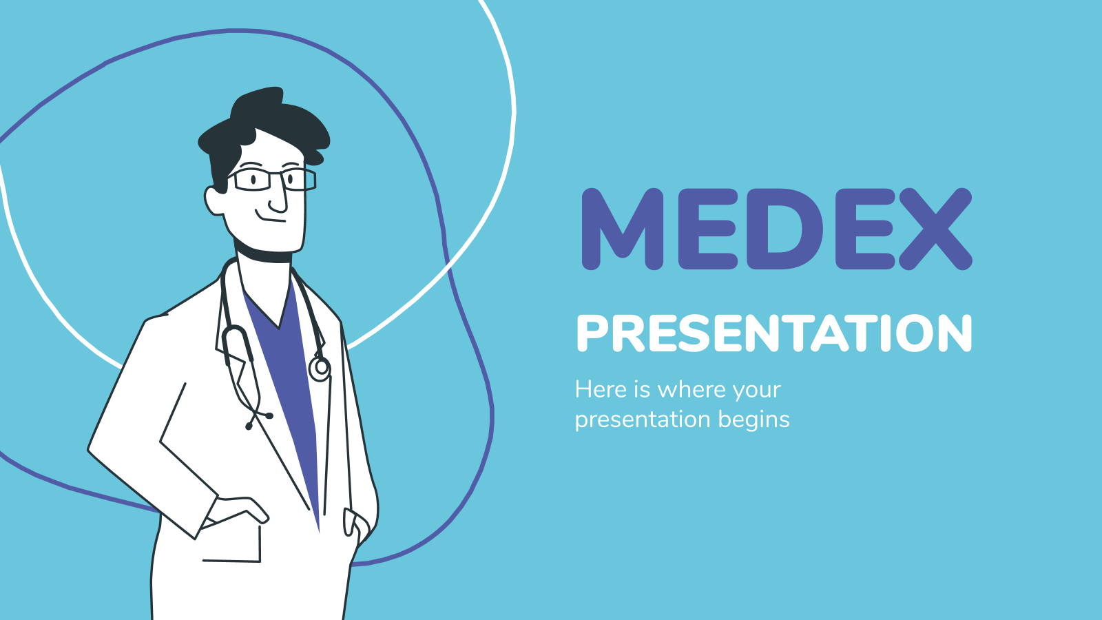 Medex presentation presentation template