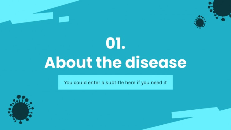 Zika Virus Disease presentation template