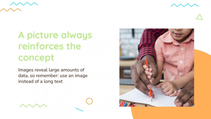 Centre de la petite enfance : Modèles de présentation
