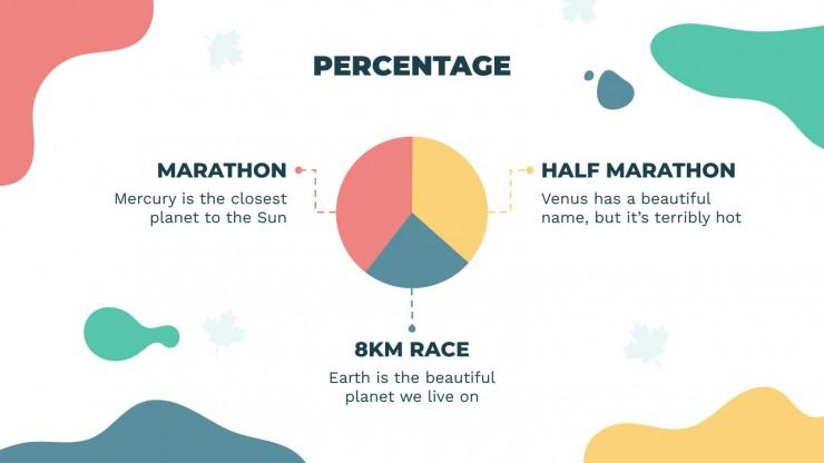 Plantilla de presentación Maratón de Vancouver