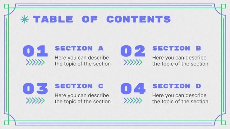 Boîte à outils d'expertise-conseil : Modèles de présentation