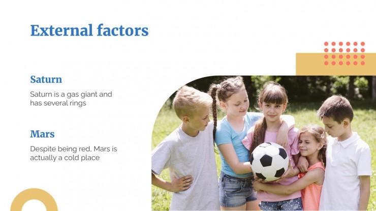 Foster Care Appreciation presentation template