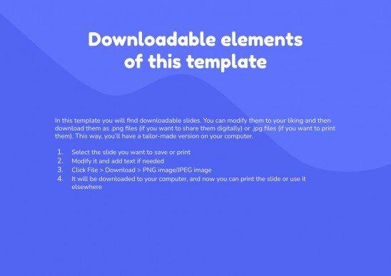 Printable Brain Breaks for Classroom presentation template