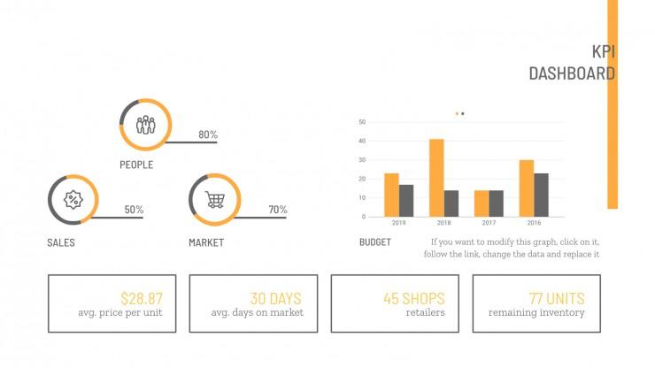 Réunion d'entreprise : Modèles de présentation