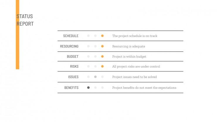 Modelo de apresentação Reunião corporativa