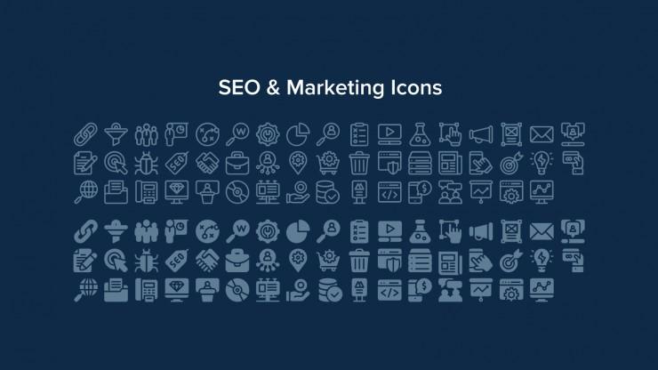 Digital Company Newsletter presentation template