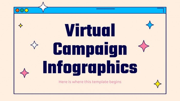 Infographies campagne virtuelle