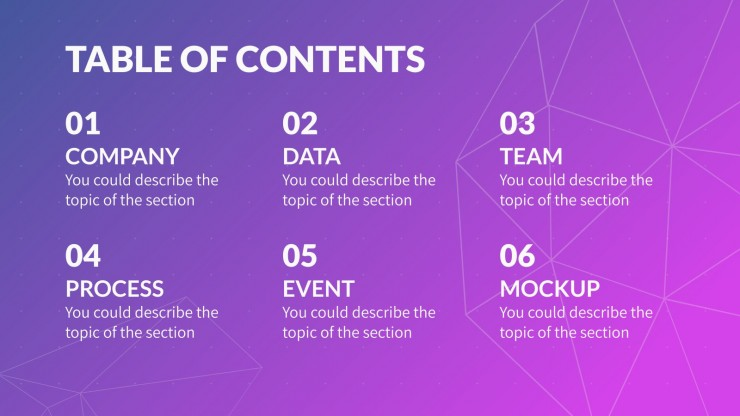 World Product Day presentation template