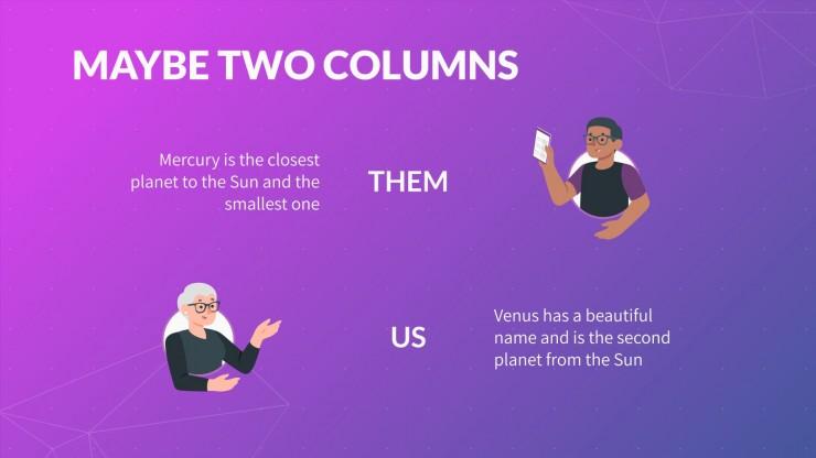 Plantilla de presentación Día Mundial del Producto