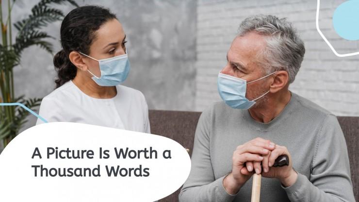 Plantilla de presentación Semana del aprecio al personal de enfermería