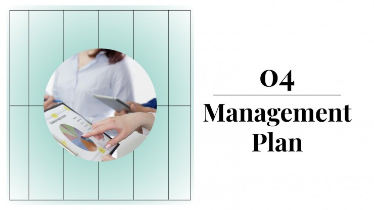 HR Services Business Plan presentation template