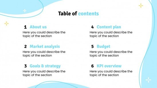 Blog SEO: Advices to Optimize Posts presentation template