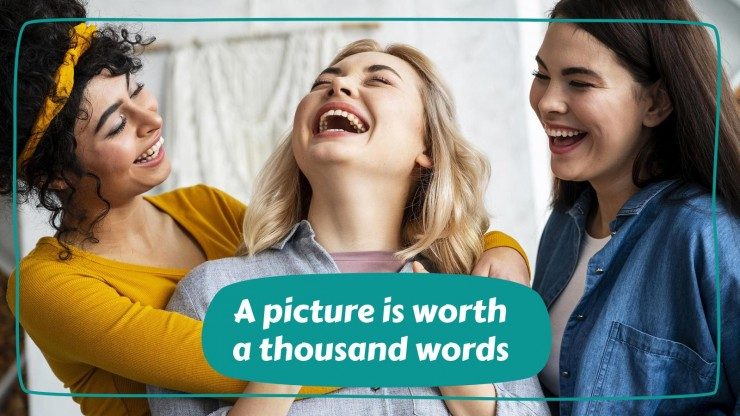 Modelo de apresentação Dia Mundial do Riso