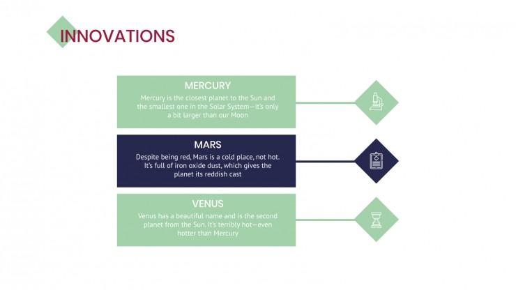 Centre de psychologie : Modèles de présentation