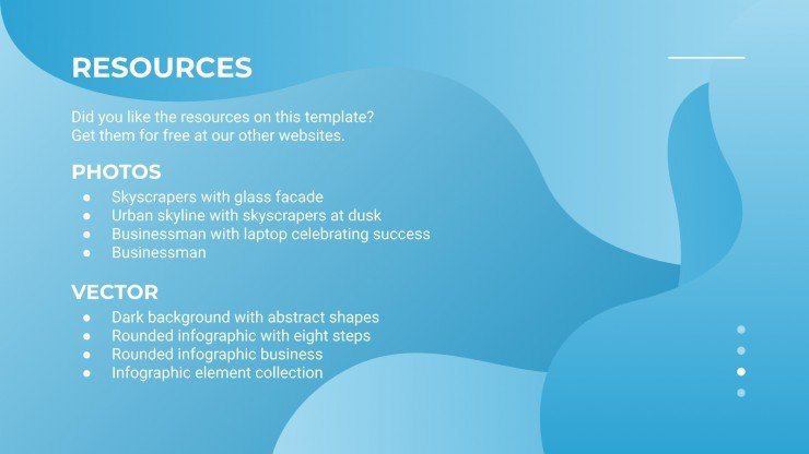 Objectives and Key Results presentation template