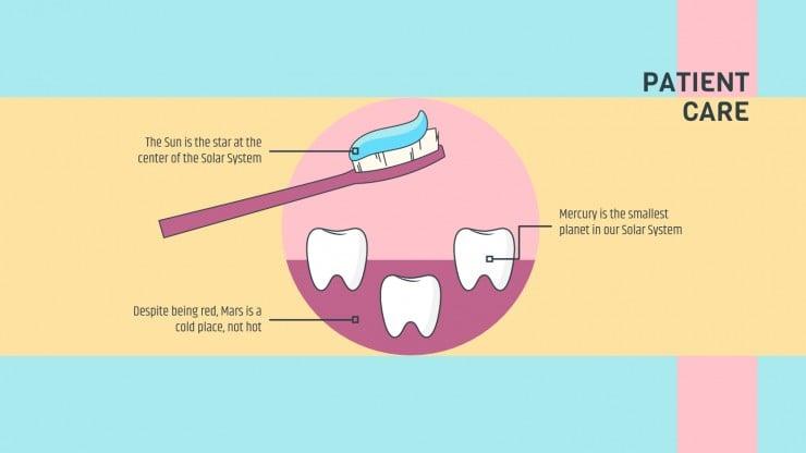 Dental Clinic presentation template