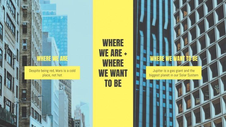 Réunion sur la finance internationale : Modèles de présentation