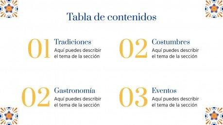 Plantilla de presentación Andalucía: Historia y Cultura