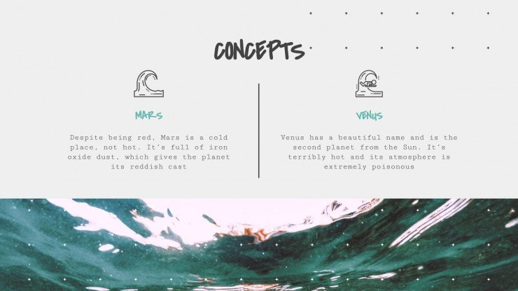 Surfing Workshop presentation template