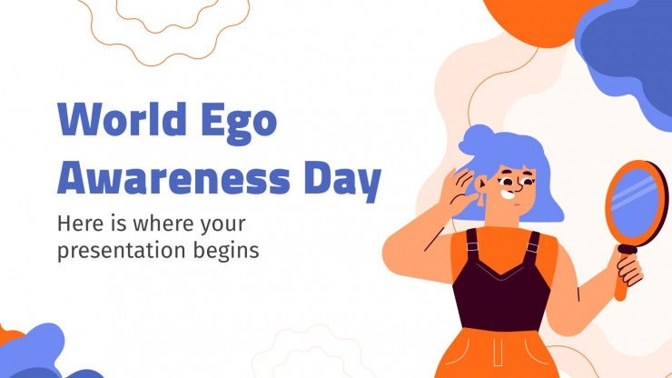 World Ego Awareness Day presentation template