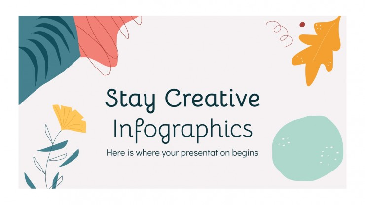 Stay Creative Infographics