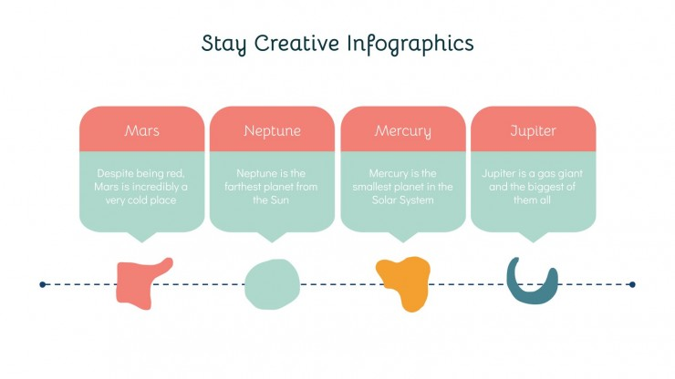 Stay Creative Infographics presentation template