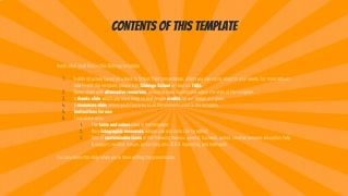 Back to School Pack presentation template