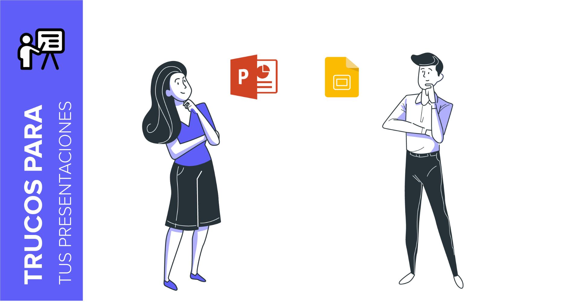 5 ventajas de usar PowerPoint y Google Slides para tus presentaciones | Tutoriales y Tips para tus presentaciones
