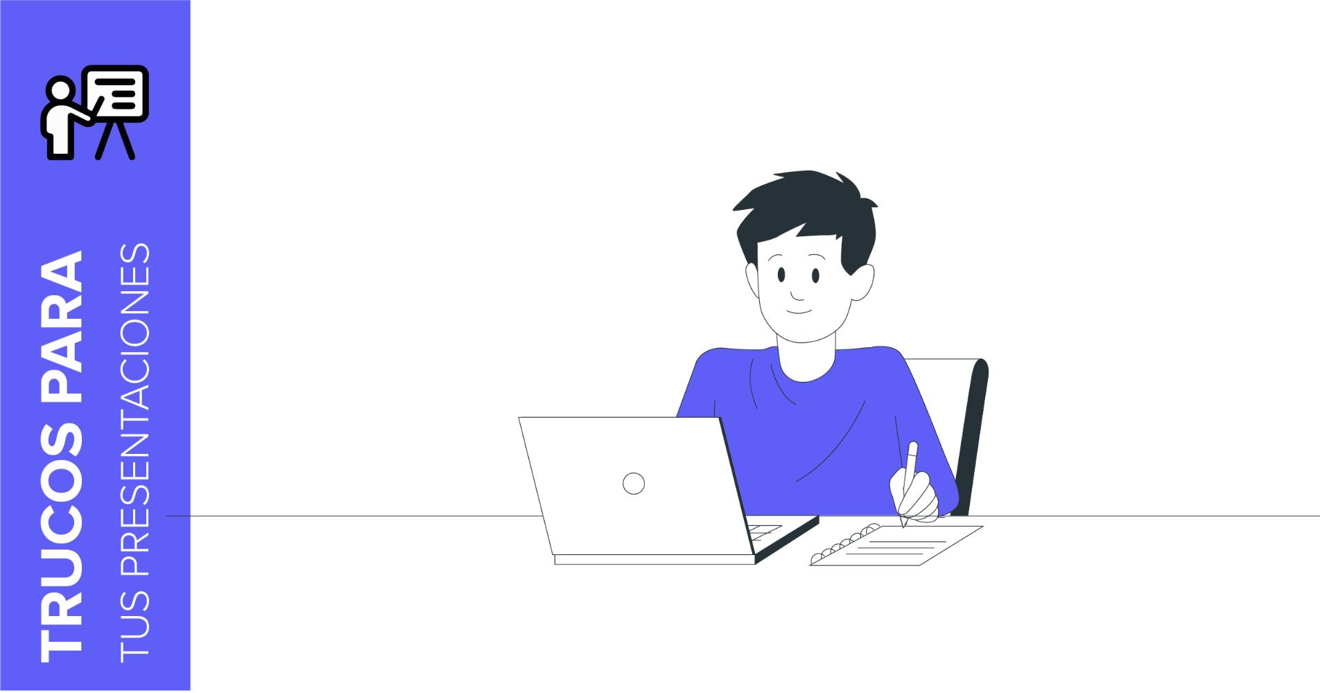 Crea presentaciones interesantes para tus clases online | Tutoriales y Tips para tus presentaciones