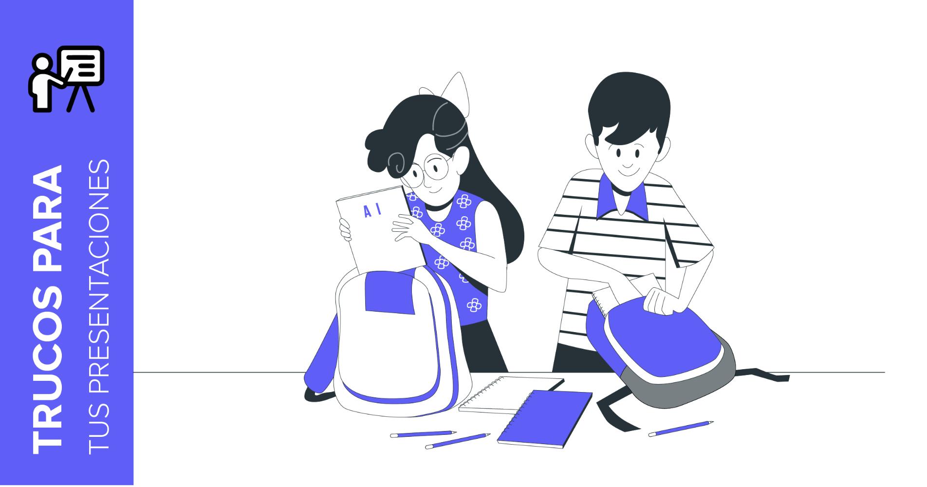 5 consejos para que el año escolar tenga un buen comienzo | Tutoriales y Tips para tus presentaciones