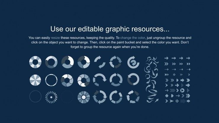 Plantilla de presentación Portafolio de diseñador web