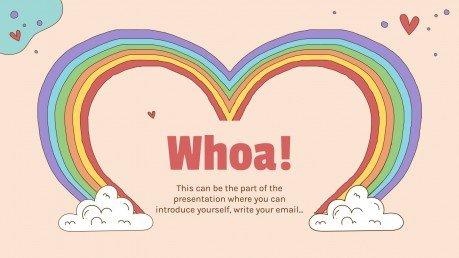 Modelo de apresentação Dia Internacional Contra a Homofobia, Transfobia e Bifobia