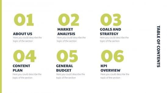 Car Marketing Plan presentation template