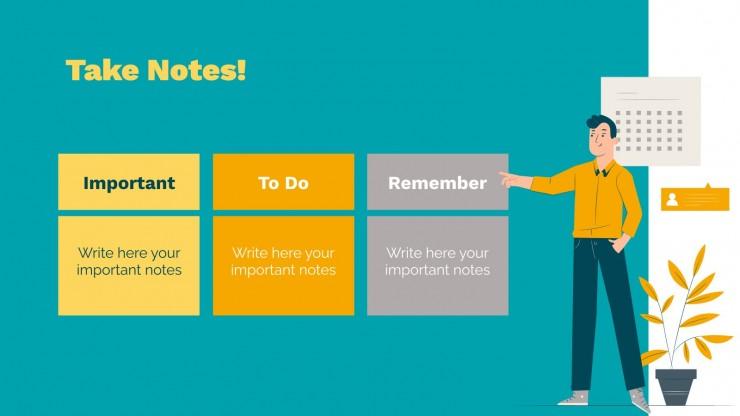 Effective Workflow presentation template