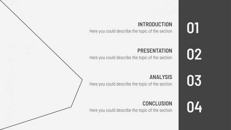 Modelo de apresentação Relatório anual
