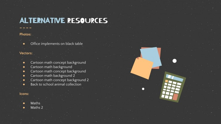 Problem Solving and Mathematical Reasoning presentation template